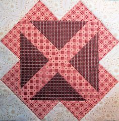 #4 - Tears for Texas Tears - Civil War Quilts