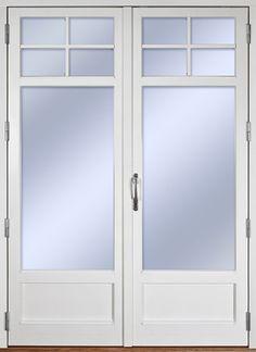 Ekstrands utåtgående parfönsterdörr Sverige104, Tillval: Isolerad fyllning, Spröjs SP1:1 + GDP1:0. #Ekstrands #fönsterdörr #altandörr #fönster #dörr #isoleradfyllning #spröjs Armoire, Doors, House, Furniture, Home Decor, Fashion, Clothes Stand, Moda, Decoration Home