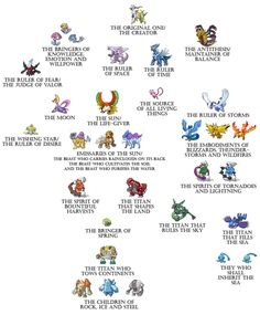 Really awesome legendary pokémon!