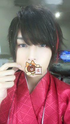 Amatsuki 天月 | Utaite Music In Japanese, Real Fairies, Cute Asian Guys, Fanart, Emo Boys, Life Pictures, Beautiful Voice, Pop Singers, Pink Eyes