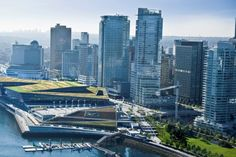 Vancouver Convention Centre West, designed by LMN Architects.