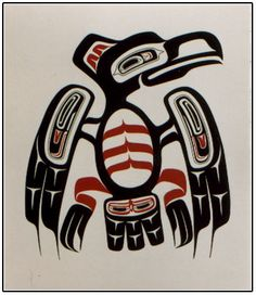 Tlingit PNW Coast Art