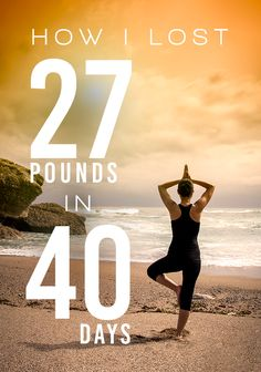 How I Lost 27 Pounds in 40 Days - Losing Weight Healthy, Quickly, and Easily - Perfect for the Lazy Girl Who Doesn't Want to Work Out - Food Plans, Diet Plans, Recipes - HCG Phase 1 2 Maintenance diet plan to lose weight Diet Plans To Lose Weight, Weight Loss Tips, How To Lose Weight Fast, Losing Weight, Lose Fat, Forme Fitness, Fitness Diet, Health Fitness, Lose 30 Pounds