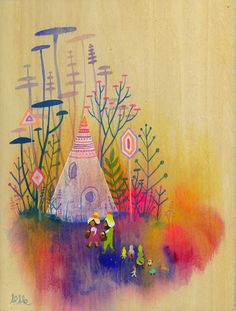 TokyoBunnie: Lost in Light at GR2: Pieces by Apak