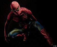 The Amazing Spiderman. by OmarEstradaSLR.deviantart.com
