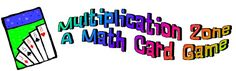 Guided Math- Multiplication Zone Math Card Game