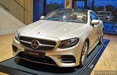 Mercedes E Class Coupe, Mercedes Benz Cars, Benz E Class, Best Luxury Cars, Automotive News, Dream Cars, Classic Cars, Street, Gallery