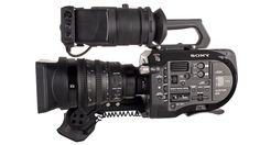 Sony PXW-FS7 4K XDCAM Super35 Camcorder & 28 to 135mm Lens: Hands-On Review