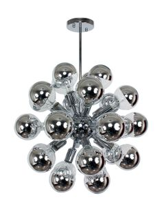 Mercury Chandelier by Control Brand at Gilt