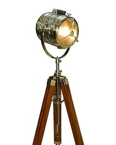 AVION+'40s+HOLLYWOOD+STUDIO+TRIPOD+LAMP+–+Hand+Made+Replica+by+AVION+INNOVATIVE+PRODUCTS