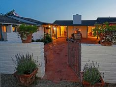 Welcoming hacienda style home with 3 private cottages