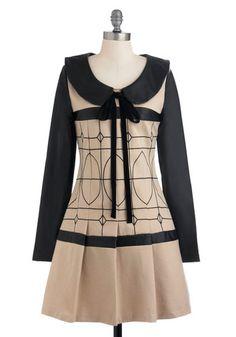 Design Debut Dress, #ModCloth  Australian designer, Valerie Tolosa