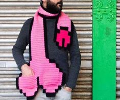Look fabulous when the temperature drops by donning one of these magnificent penis scarves. The long and powerful shaft warms your neck as the handy testes provide ample storage space. Though be forewarned, the colder it gets the more the scarf shrivels up.