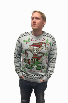 1d70e9a8c Rude Christmas Jumpers