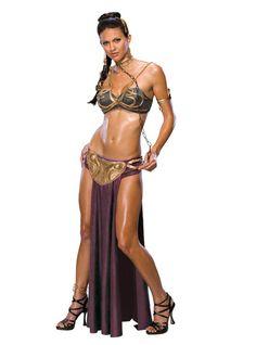 Kostüm sexy Prinzessin Leia