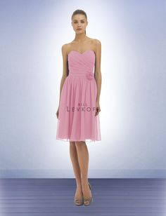 25ef4c60518 7 Best Bill Levkoff bridesmaid dresses images