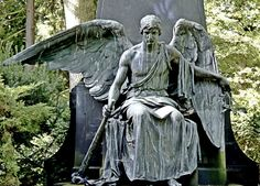 "cemetery angels ""tired"" by Ursula Koßma Weber on 500px"