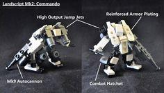Landscript Mk2: Commando