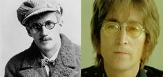James Joyce, Lennon-McCartney, el nohombre...