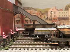 Inglenook South in numbers, three. The shunting puzzle has 3 sidings.
