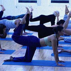 Learn Your Burn: Calories in Yoga Classes
