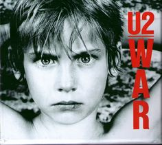 U2 War Album cover