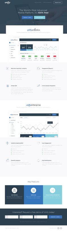 Dribbble - unify-home.jpg by Chris Braniff