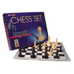 Brands Chess Set - $7.50