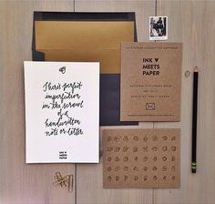 Hello Brick + Mortar: NSS Mailers