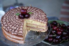 Honey Cake Recipe - Մեղրով Տորթ - Հեղինե ( in Armenian )