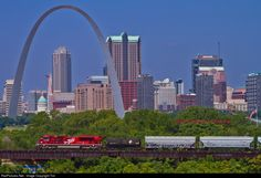 RailPictures.Net Photo: UP 1988 Terminal Railroad Association of St. Louis EMD SD70ACe at East St Louis, Illinois by Tim