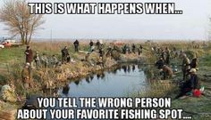 Kayak Fishing Tips Funny Fishing Memes sure to make your friends laugh.