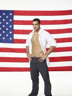 goodness!!!!  Model Olympian: Danell Leyva - Gymnastics Slideshows   NBC Olympics