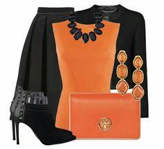 De Mejores En Ladies Outfit Naranjo Fashion 20 Pinterest Imágenes PqxSqwFEv