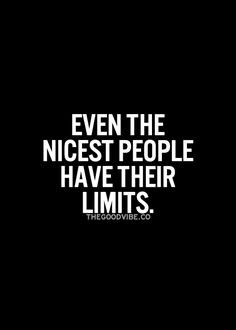 #people #nice #quote