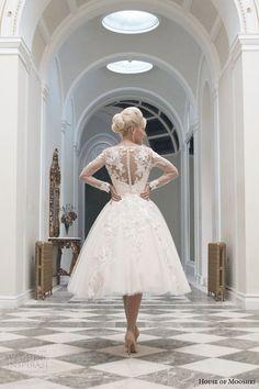 House of Mooshki Fall 2014 Wedding Dresses weddinginspirasi.com