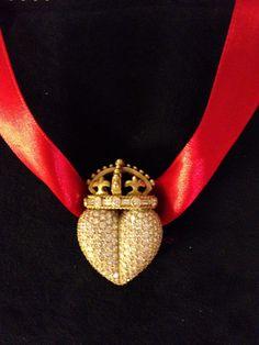 Kieselstein Cord pendant