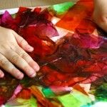 Tissue+Paper+Art