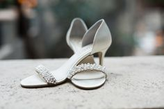Wedding Shoes with P