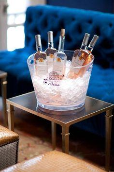 Chateau de Berne Impatience Rosé Wine    Photo Credit: Joy Zhang
