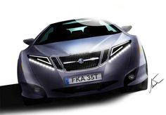 Saab Viggen Concept