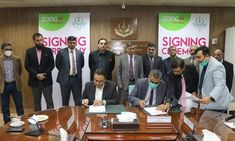 The post Zong Launches 'Taleem Bundle' for Allama Iqbal Open University (AIOU) appeared first on INCPak. ISLAMABAD: Zong 4G, has introduced a comprehensive data package called 'Taleem Bundle' for the students of Allama Iqbal Open University (AIOU). To equip students with the fastest data connectivity for distant and e-learning programs, Pakistan's cellular and digital services leader. The signing ceremony took place at AIOU and was signed by Zong 4G's Director Govt. … The post Zong Launche
