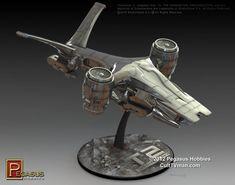 Restocked in the Cult Shop - T2 Aerial Hunter Killer from Pegasus Hobbies