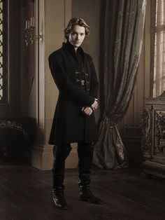 Reign--not historically accurate