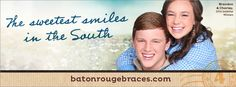 Brandon & Charley showing The Sweetest Smiles in the South!