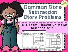 Common Core Standards require students to know how to solve many different types…