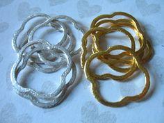 5 x Tibetan Silver /& Rhinestone HAPPY RETIREMENT HEART 3D 16mm Charms Pendants