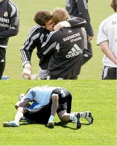 Their friendship Football Is Life, Play Soccer, Boys Playing, Fifa World Cup, David Beckham, Rugby, My Boys, Lol, In This Moment