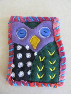 owl TM patch by roler