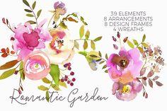 Romantic Garden - Wa